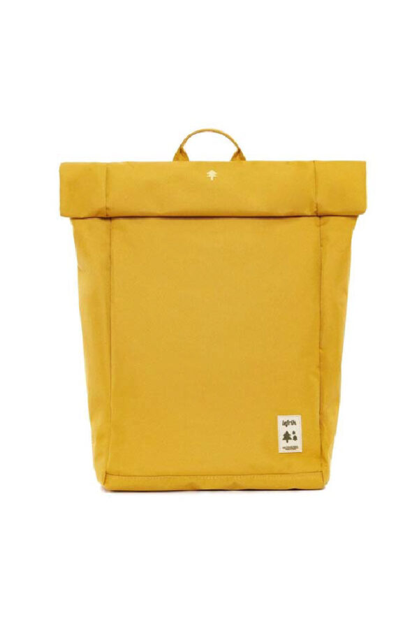 Rugtas Lefrik Roll - mustard_packshot2