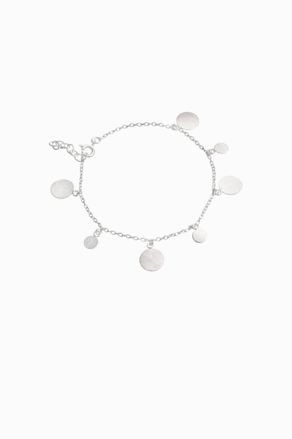 Duurzame armbanden_Protsaah Summerdream zilver