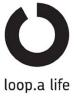 Logo Loop a life_Duurzame kledingmerken