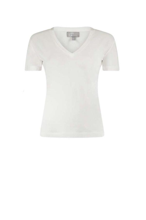 T-shirt Alex wit_Miss Green_packshot