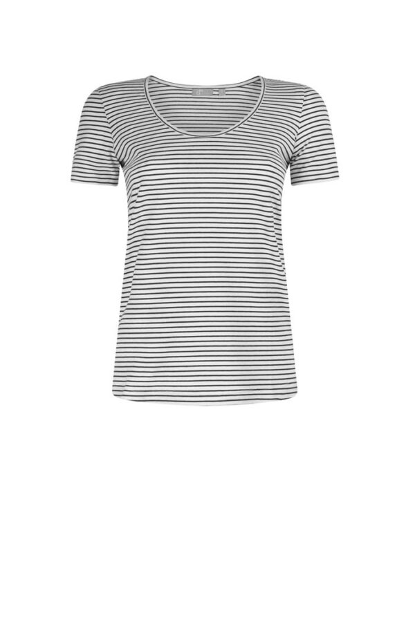 T-shirt_Elle_breton stripe summer_Miss Green_packshot