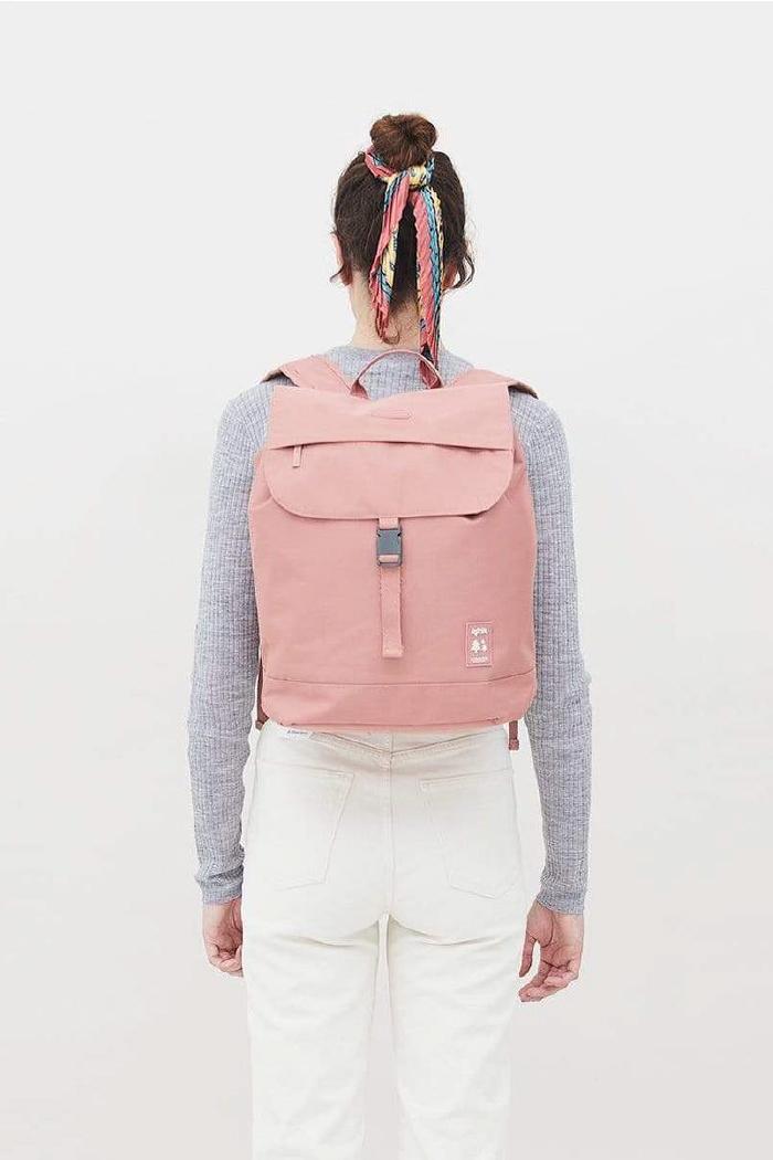 Rugtas Lefrik_scout dusty pink