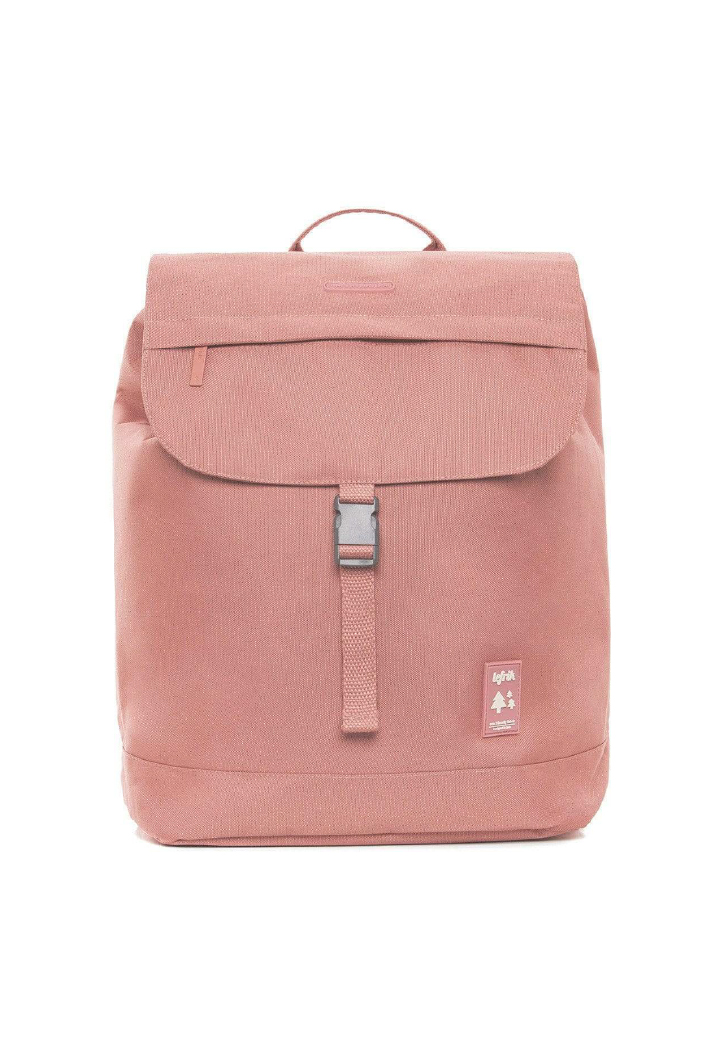 Rugtas Lefrik_scout dusty pink_voor