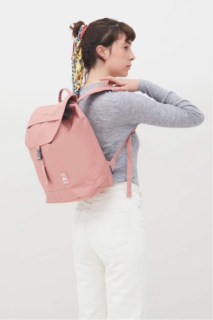 Rugtas Lefrik_scout dusty pink_model