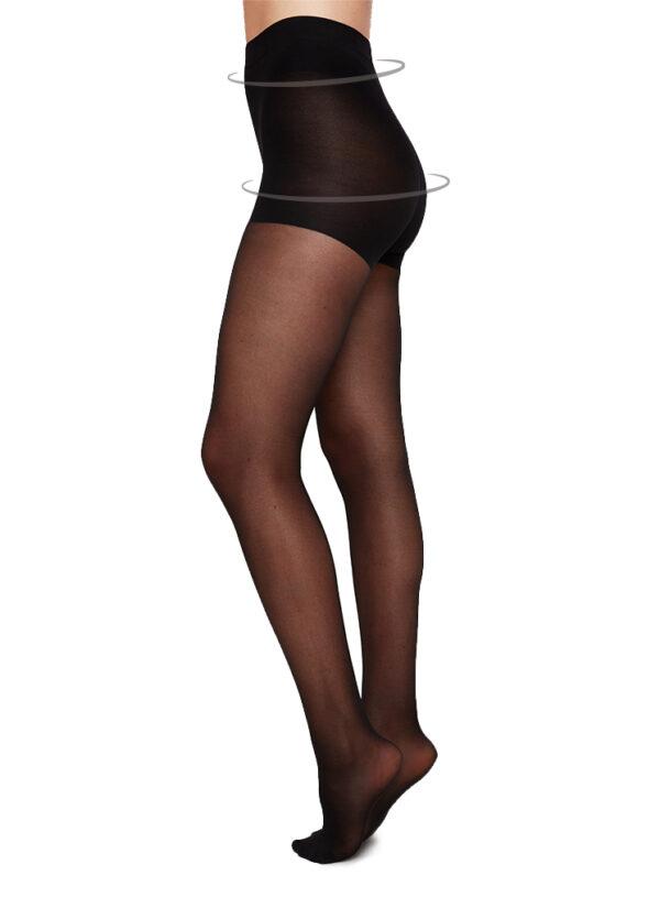 Pantys_Moa_Swedish Stockings_zwart_zijkant
