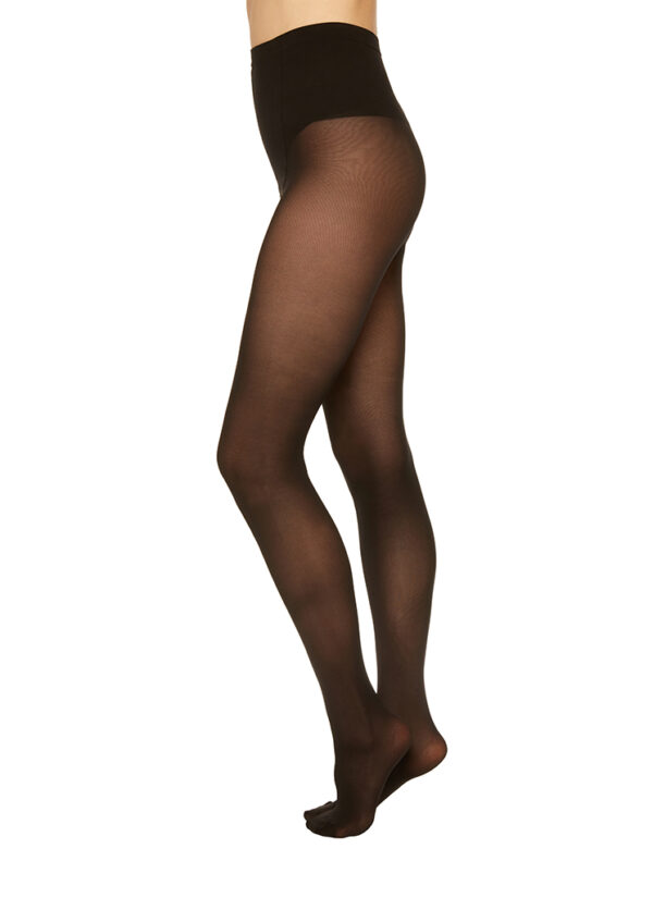 Pantys_Svea_Swedish Stockings_zwart_zijkant