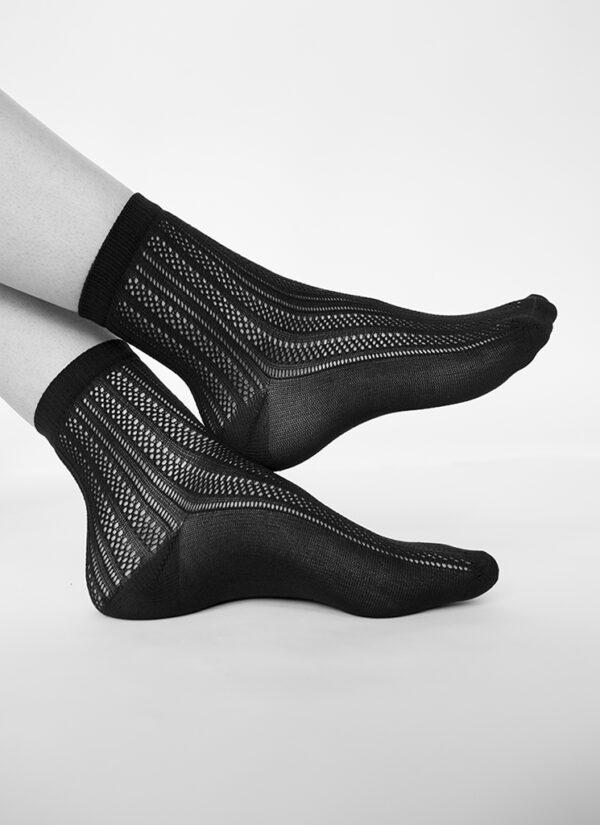 Sokken_Klara_Swedish Stockings_zwart_closeup