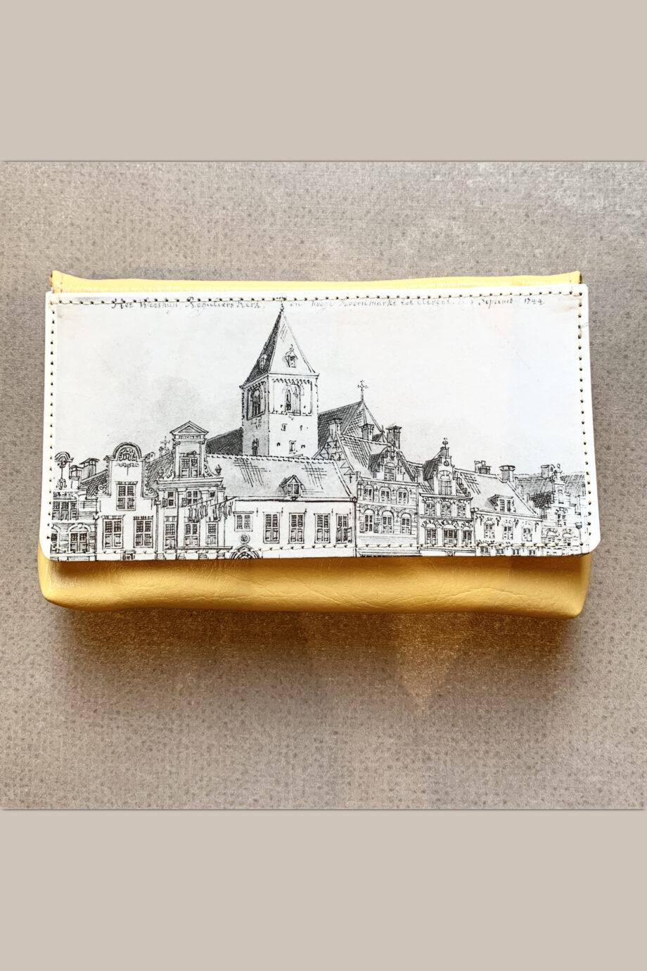 Tas_Utrecht_Wana bana_geel_kleur