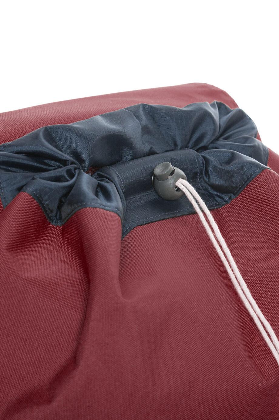 Duurzame tassen_Lefrik_Scout_Granate_boven