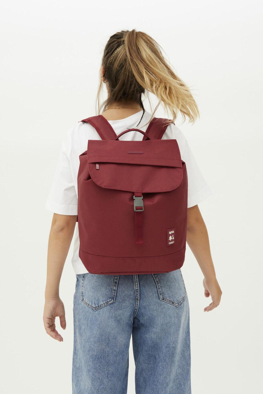 Duurzame tassen_Lefrik_Scout_Granate_achter