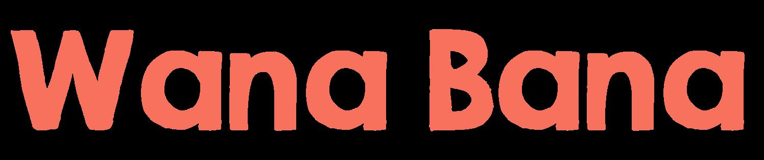 Logo Wana Bana Design