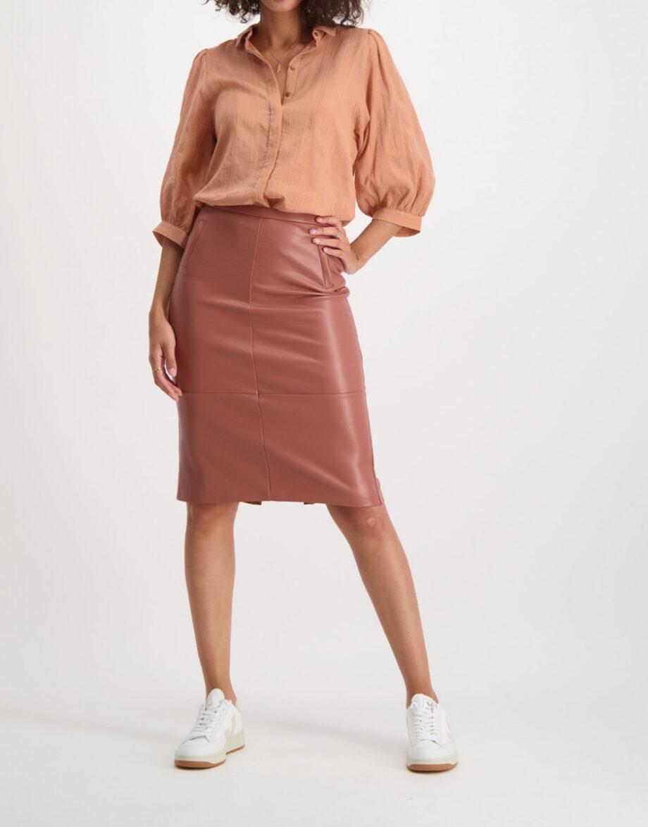 Blouse Chelsea Alchemist roze_model