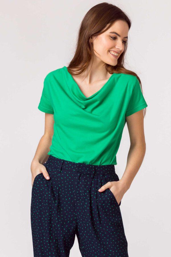SKFK Bat t-shirt groen_voor