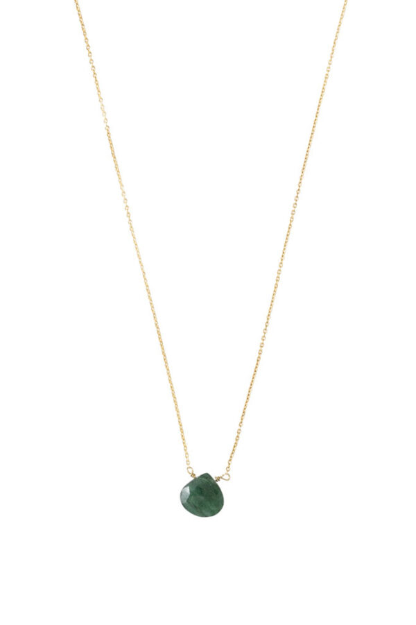 A Beautiful Story_Ketting Divine Aventurine gold_los