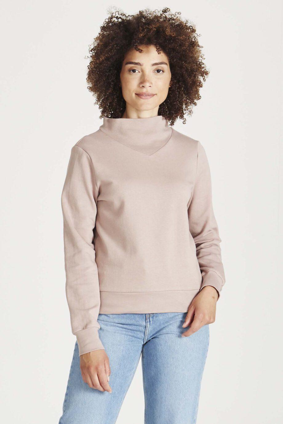 GIVN Vivian Muddy pink_voor