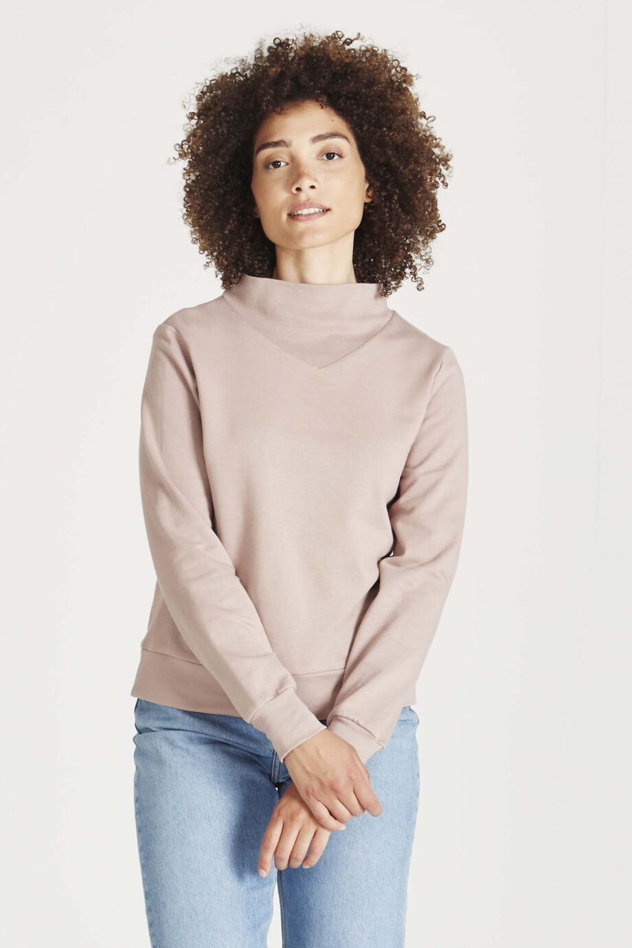 GIVN Vivian Muddy pink_model