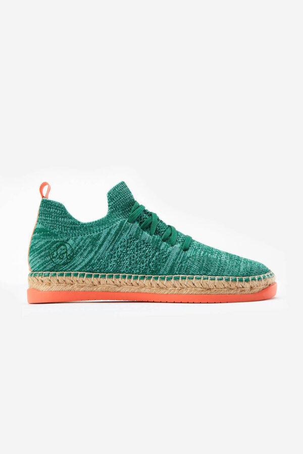 Seads global_Duurzame espadrilles_002 green_side shoe