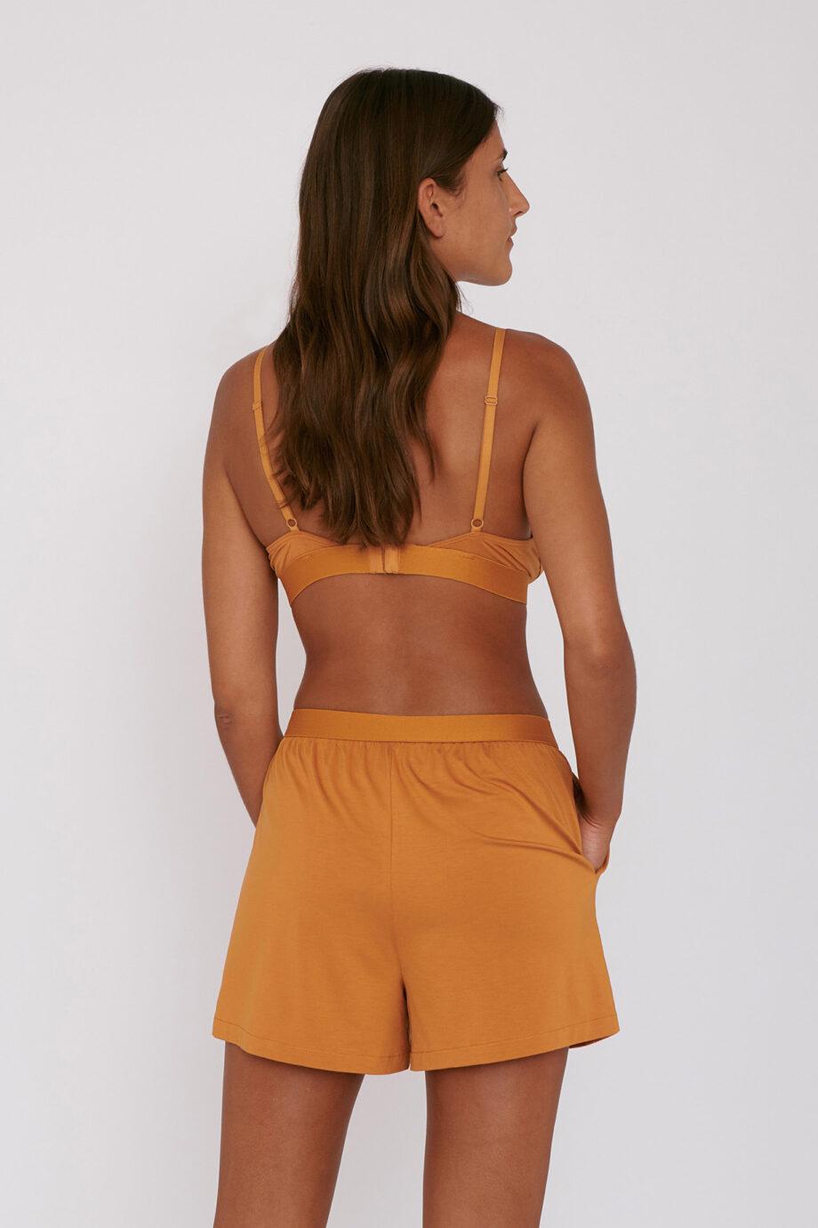 Organic Basics - shorts – geel_back