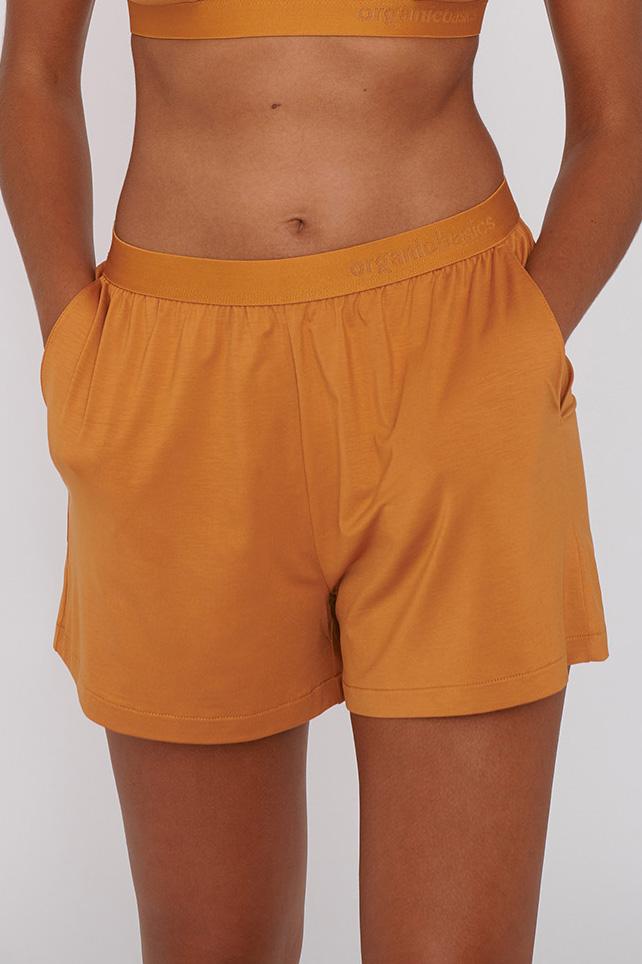 Organic Basics - shorts – geel_fit