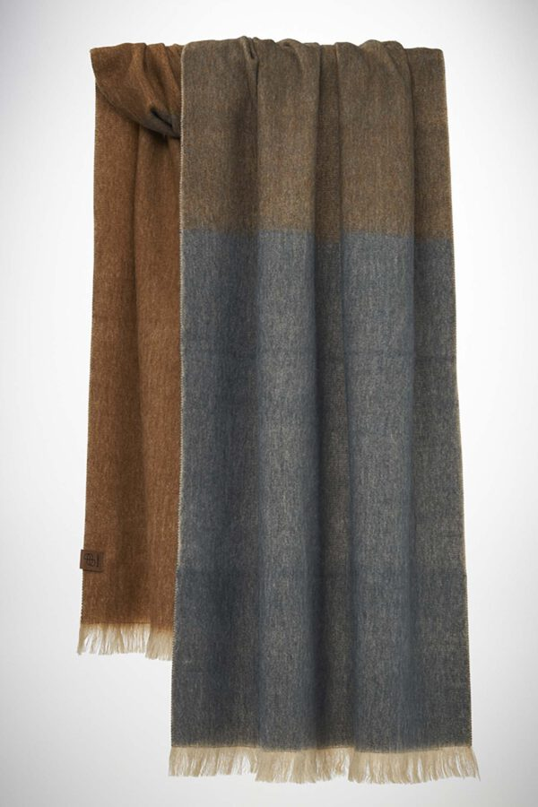 Bufandy Alpacasjaal Shaded Caramel_Brushed Ombre_pack