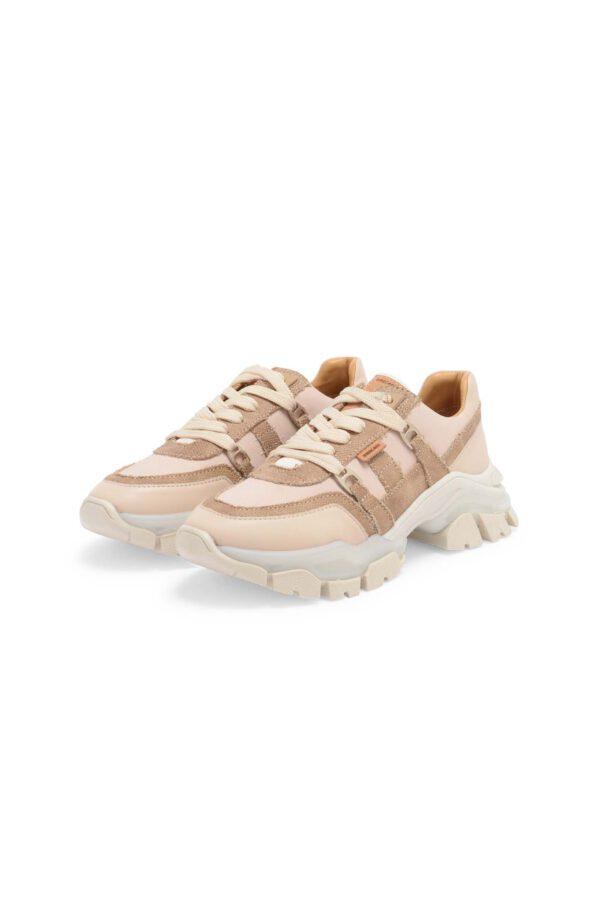 Greyderlab Sneakers Nena beige_dubbel